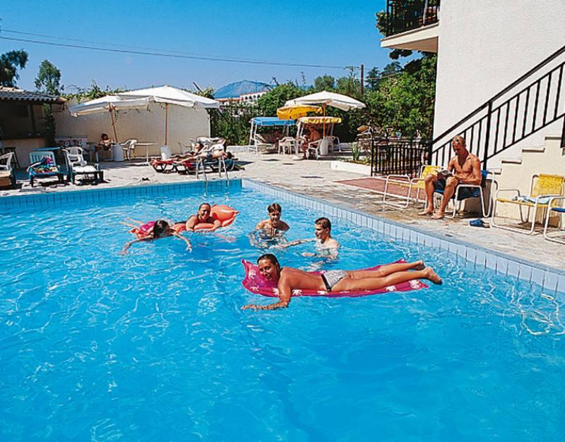 Hotel Popi Star - Gouvia - Corfu